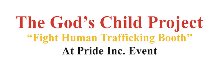 Past Event – Pride Inc. Educational Booth: Fight Human Trafficking